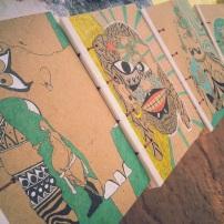 Sochalaya sketchbooks